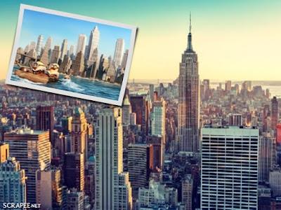 Minions chegando a New York