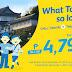 Cebu Pacific Cheap Fare Manila to Tokyo 2017