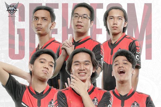 Roster Baru Geek Fam MPL Season 6