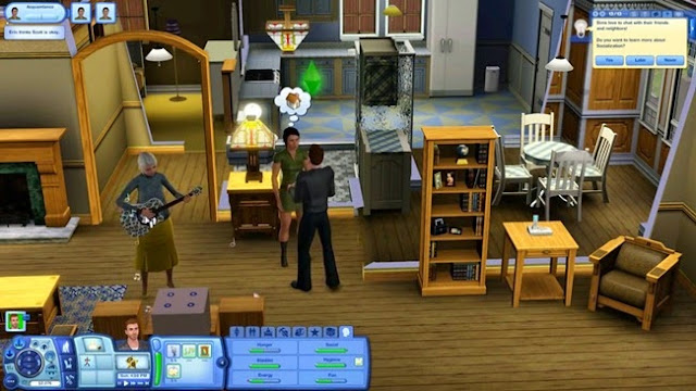 The Sims 3 Game Free Full Crack