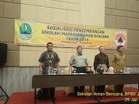 BPBD Jawa Barat Sosialisasikan Pengembangan Sekolah Madrasah Aman Bencana