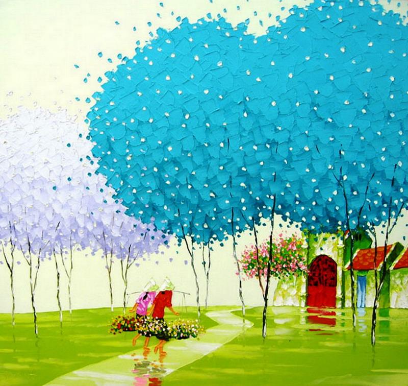 Im genes arte pinturas dise os con llamativos colores en - Colores llamativos ...