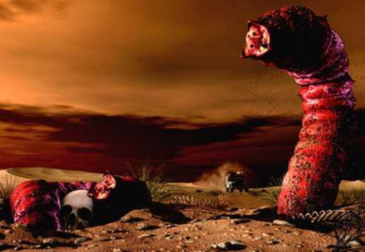 Legenda Mahluk Gurun Gobi Cacing Kematian Mongolia