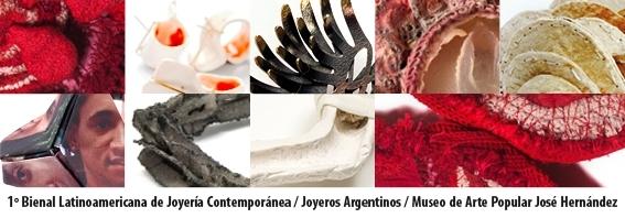 ad49cd27cf2b ... Popular José Hernández realizan la 1º Bienal Latinoamericana de Joyería  Contemporánea