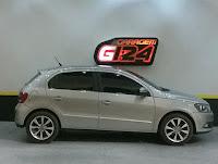 Miniatura Gol G6 VW CKS controle remoto