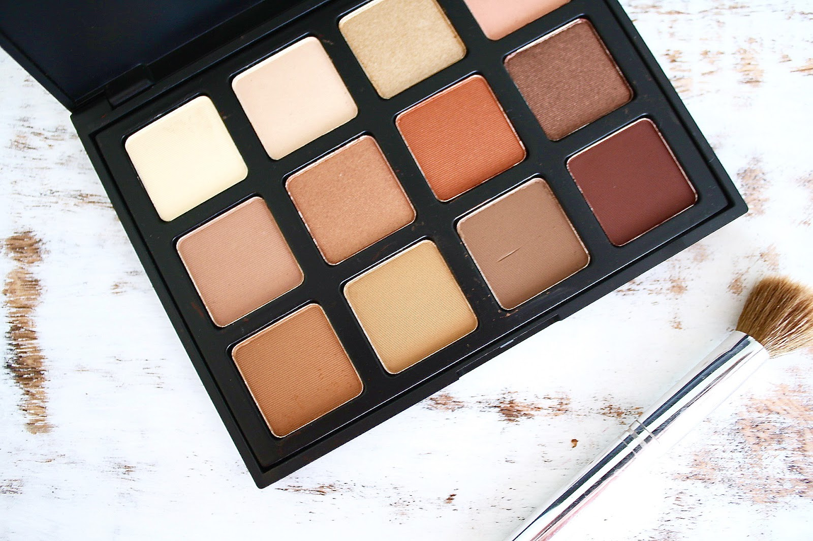 Morphe Brushes Nb Natural Beauty Palette