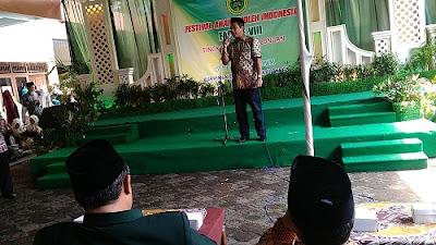 Festival Anak Soleh Indonesia Diikuti 740 Santri TPQ