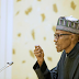 Photos of Pres Buhari in Aso Rock