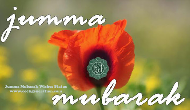 jumma mubarak duas