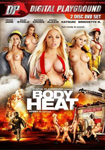 [18+] Digital PlayGround Body Heat 2017 HDRip 400MB Poster