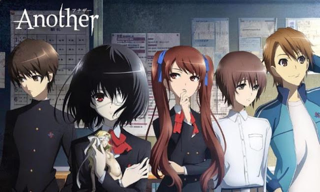 Another - Daftar Anime Gore Terbaik