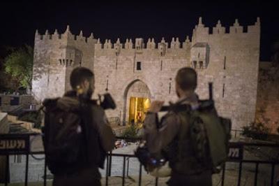 La policía cerrará la Ciudad Vieja a los judíos en víspera de Shavuot
