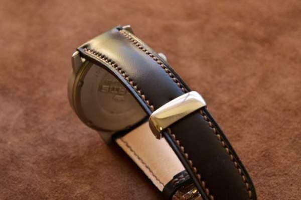 Jenis tali jam tangan dari kulit