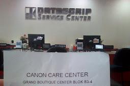 Pengalaman Service Printer Canon di Datasrip Service Center