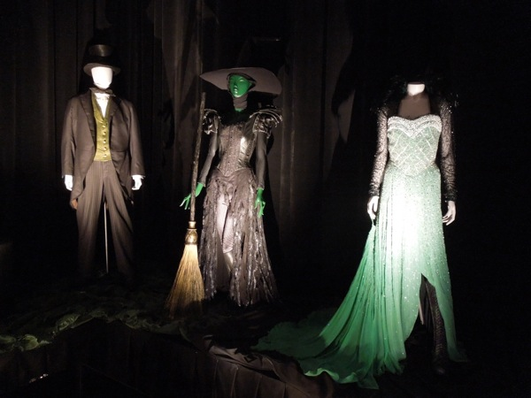 Original Oz The Great and Powerful movie costumes