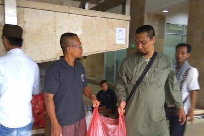 Foto-Foto Esklusif Peserta Aksi 112 dari Berbagai Daerah yang Mulai Datangi Masjid Istiqlal