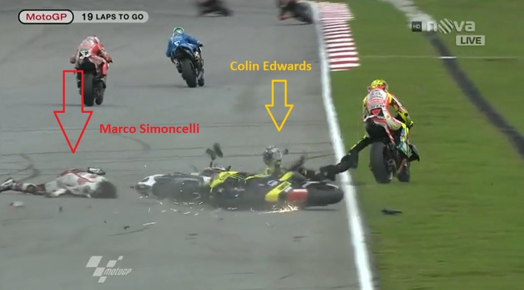 here is my world of imagination: Simoncelli Death and Fatal ...