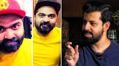 """A lot of discussion on selecting STR!"" -Solo Bejoy Nambiar on Mani Ratnam's Next"
