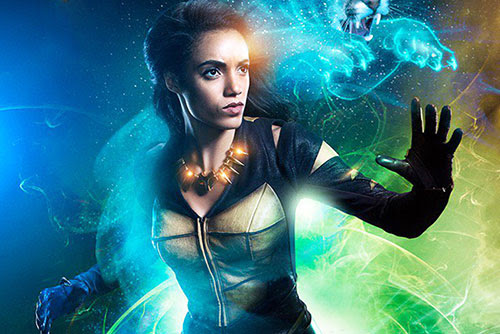 DC TV Vixen Amaya Jiwe images Maisie Richardson-Sellers Legends of Tomorrow