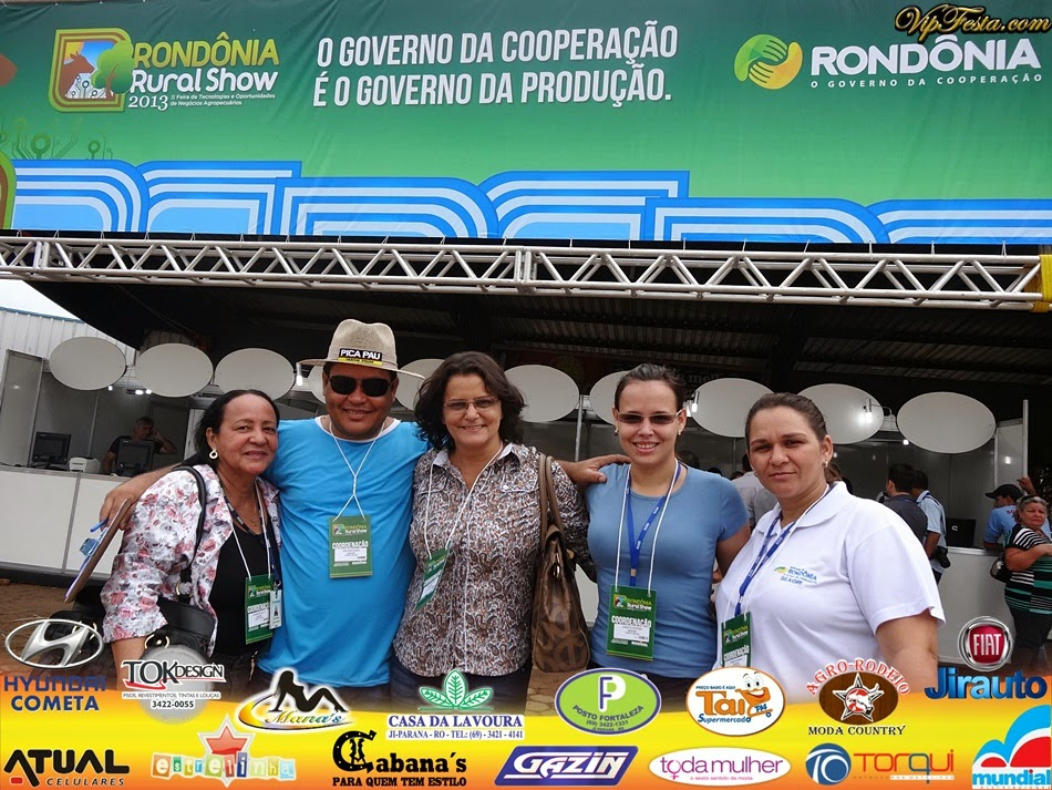 Abertura da 2ª Rondônia Rural Show 2013 - VipFesta 382a74e1a6c