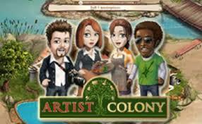 تحميل لعبة اكاديمية الفن Artist Colony برابط مباشر