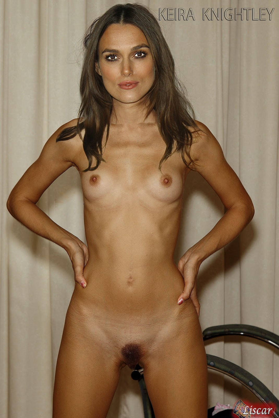 Kera Knightly Nude