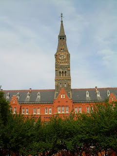 Healy Hall Georgetown University