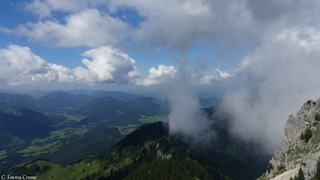 Bavarian Alp day trip from Munich Wendelstein Mountain Adventures of a London Kiwi