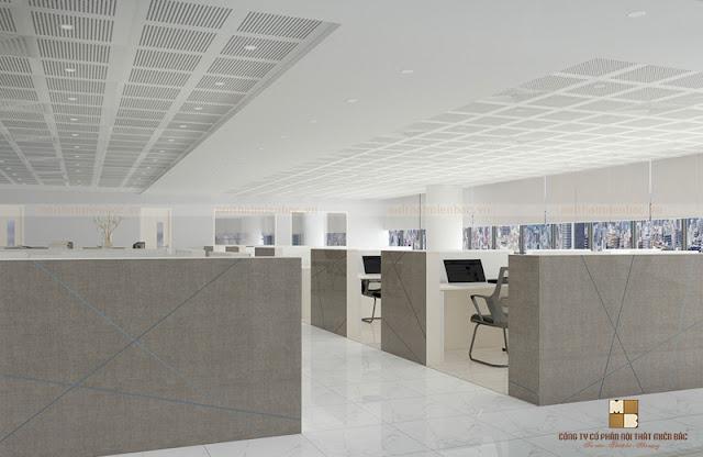 Tư vấn thiết kế nội thất văn phòng chuyên nghiệp - H1