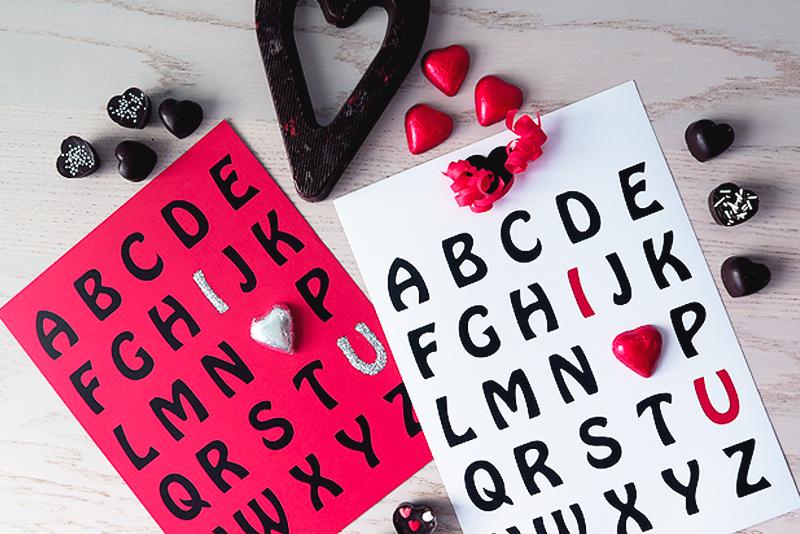 regalo diy san valentin imprimible gratuito free valentines printable