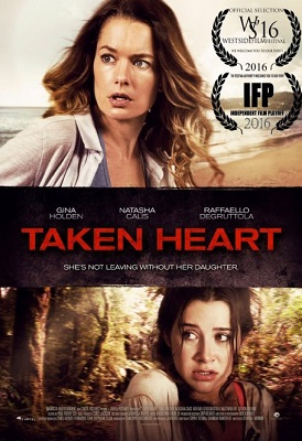 Taken Heart (2017) English HDRip XviD 700MB