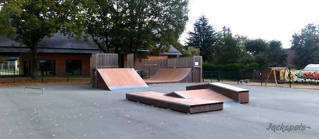 skatepark Artannes
