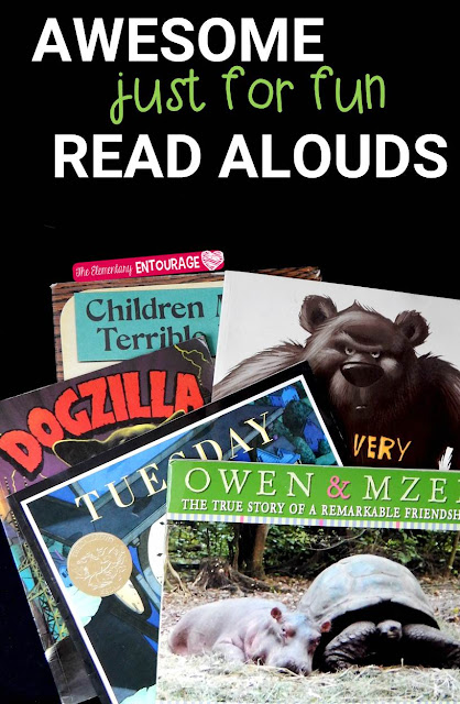 A great collection of must have read alouds!