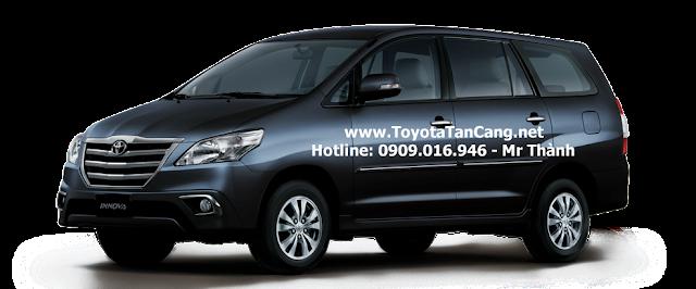 toyota innova 2016 toyota tan cang mau ghi anh xanh - Đánh giá xe gia đình đa dụng Toyota Innova 2016 : Vô đối tại Việt Nam - Muaxegiatot.vn