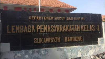 Petaka  'Kamar Asmara' Sukamiskin