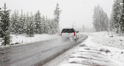 9 Winter Driving Tips to Help Keep You Safe