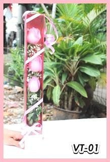 Buket Mawar Valentine Eclusive