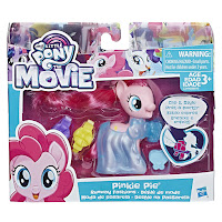 MLP the Movie Pinkie Pie Runway Fashions Brushable
