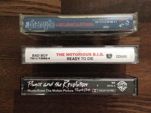 Goodwill Hunting Cassettes