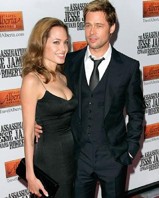 Hollywood celebrity couple
