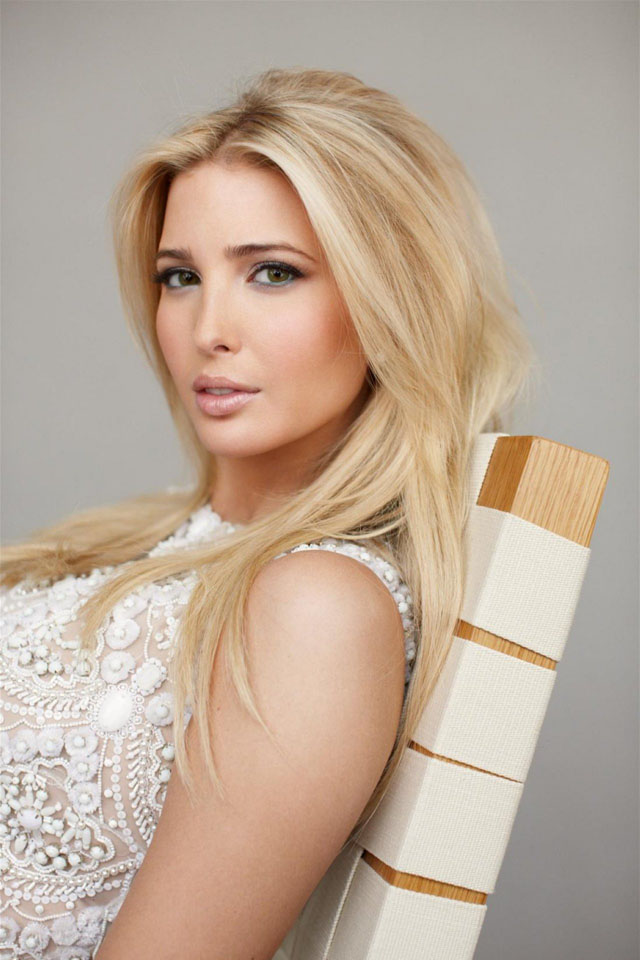 Pretty Blonde Teen Stock Image Image Of Pretty Strap: Ivanka Trump : Actress Hollywood