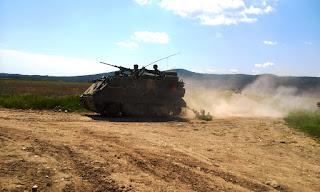 Επιχειρησιακή Αξιολόγηση της 7ΗΣ Μ/Κ Ταξιαρχίας στον Έβρο