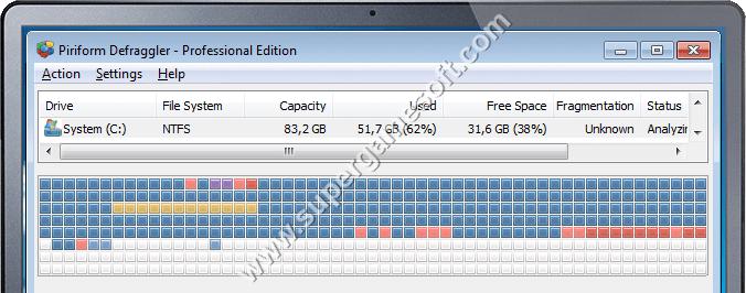 Defraggler 2.21.993 Terbaru Gratis Software Defrag Hardisk