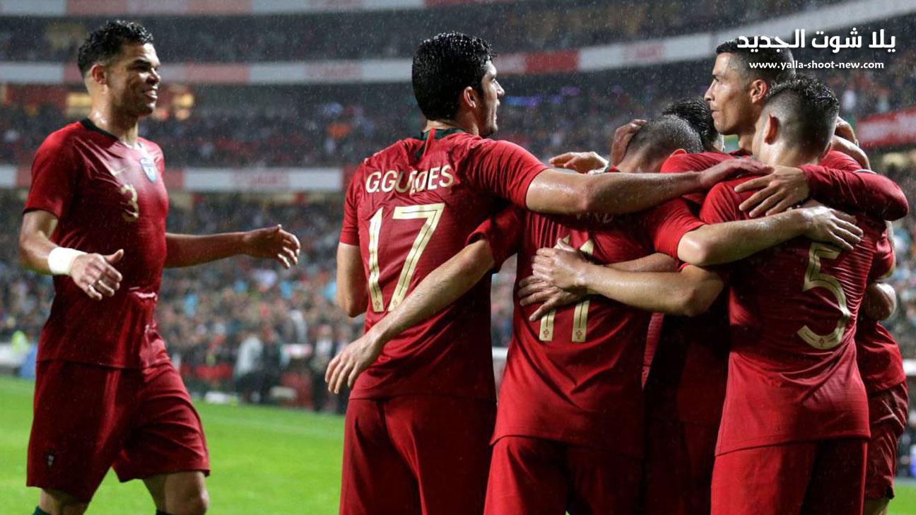 مباراة البرتغال وهولندا