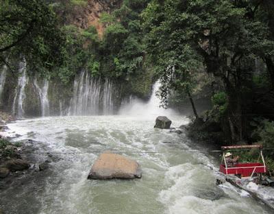 La Tzararacua, Michoacán