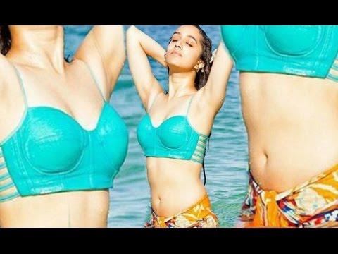 Shraddha Kapoor Hot Bikini Scene In Baaghi 2016