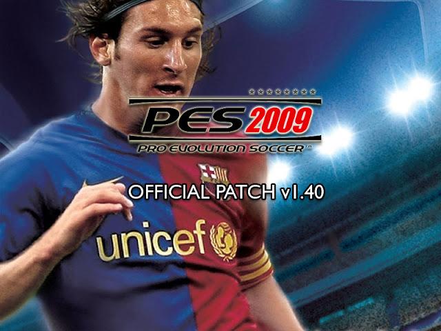تحميل لعبة بيس 2009 بأصغر حجم وجودة HD