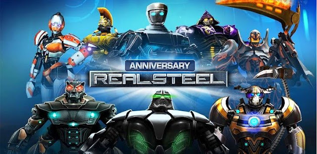Download Real Steel Mod Apk Terbaru Unlocked