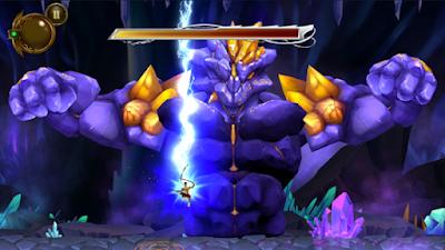 Infinity Warriors v 1.0.8 Mod Apk (Money)