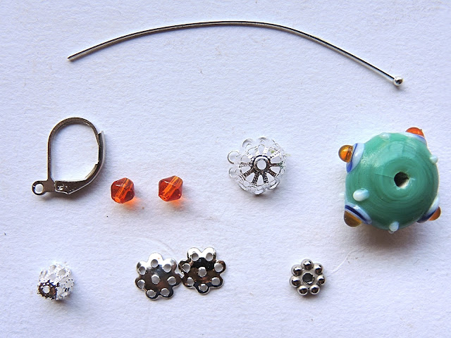 maak je eigen oorbellen / make your own earrings